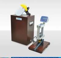 Digital Point Load Test Apparatus with Hydraulic Cylinder and Hand Pomp