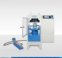 Manual Uniaxial &Triaxial Testing Machine